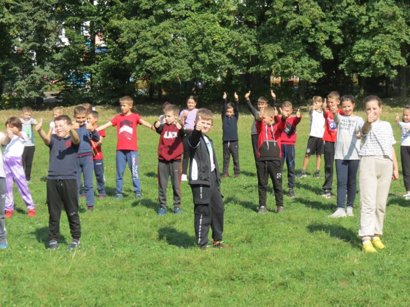 Спортивні ігри для школярів