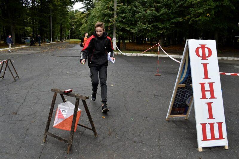 Спортивне орієнтування у Жмеринц